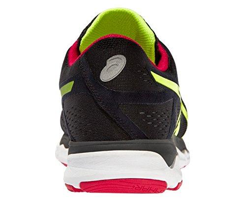 ASICS 33-FA Zapatillas Para Correr - SS15 Negro / Amarillo / Rojo