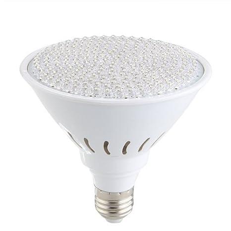 E27 PAR38 216 LED Bombilla Lámp Bajo Consumo 7W pa casa: Amazon.es: Hogar
