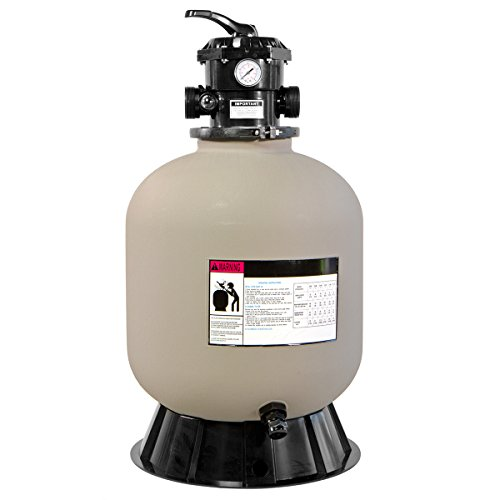 XtremepowerUS 19'' Inground Pool Sand Filter 7 Way Valve by XtremepowerUS