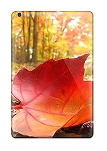 Fashion ZSJxBhs8192vslnv Case Cover For Ipad Mini/mini 2(nice Fall Leaf )