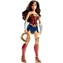 Mattel DC Wonder Woman Battle-Ready Doll, 12""