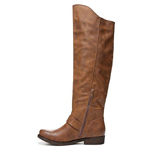 Carlos Di Carlos Santana Womens Gramercy Ws Boot Cognac