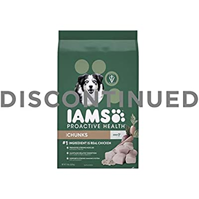 Iams Proactive Health Chunks Adult Dry Dog Food - Chicken