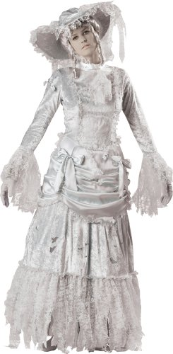 InCharacter Costumes, LLC Ghostly Lady Adult Gown