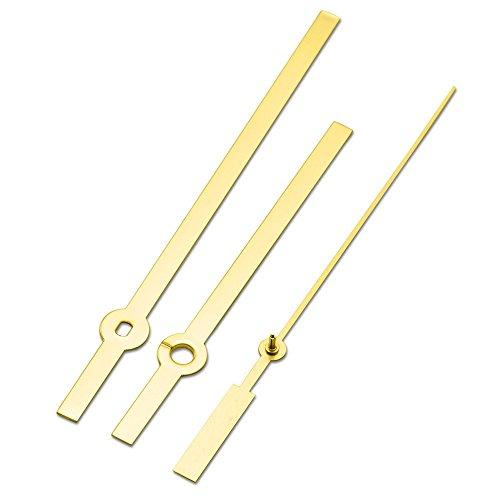Brass Straight Clock Hands