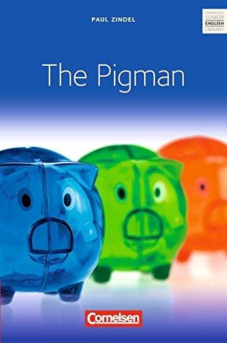 Cornelsen Senior English Library - Literatur: Ab 10. Schuljahr - The Pigman: Textband mit Annotationen