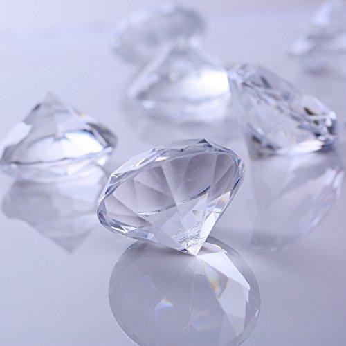 large acrylic gems - 3