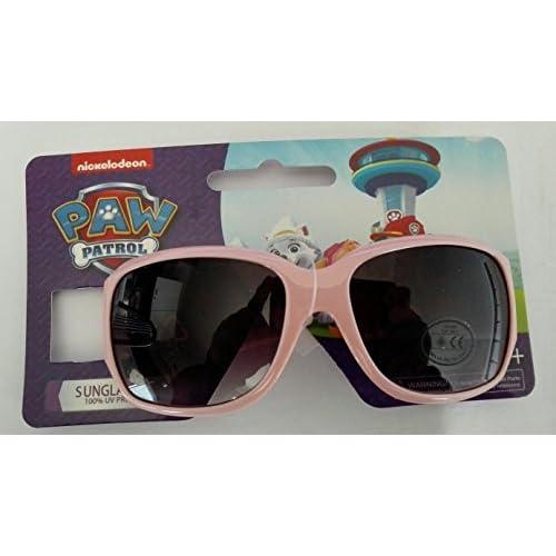 d8421083a7 Niños niñas niños gafas de sol Patrulla Canina Skye rosa gafas de sol 100%  protección