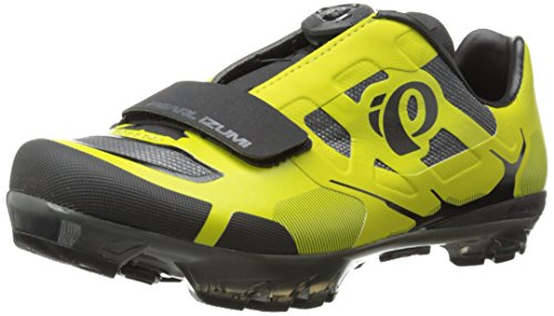 Pearl Izumi Men's X-Project 2.0 SS/C Cycling Shoe, Sulphur Springs/Citronelle, 41 EU/7.7 C US