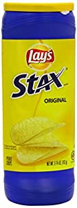 Lay's Stax, Original, 5.75 Ounce Container