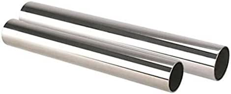 """3/"""" Inch OD Mild Steel Exhaust Piping Tubing 4 FT Long Tube Pipe 3.0"""