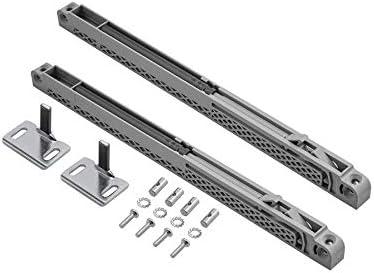 2 mecanismos de cierre suave, 50 kg, 2 unidades para puertas correderas de armario: Amazon.es: Bricolaje y herramientas