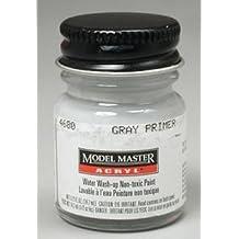 Gray Primer Testors Acrylic Plastic Model Paint