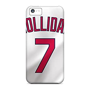 New Shockproof Protection Case Cover For Iphone 5c/ St. Louis Cardinals Case Cover