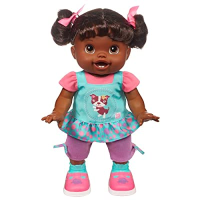 Baby Wanna Walk, African American by Baby Alive