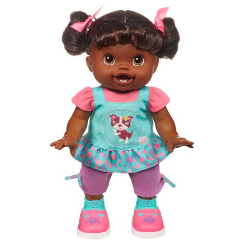 Baby Alive Baby Wanna Walk, African American for sale  Delivered anywhere in USA