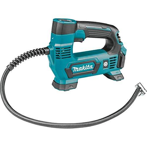 Makita MP100DZ 12V Max CXT Lithium-Ion Cordless Inflator, Tool Only