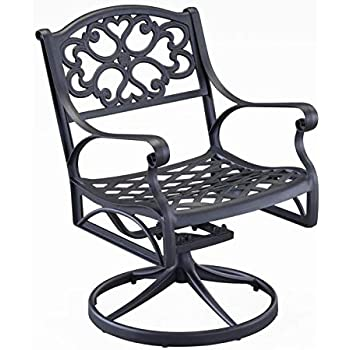 Amazon.com: Hampton Bay STATESVILLE acolchado Sling Patio ...