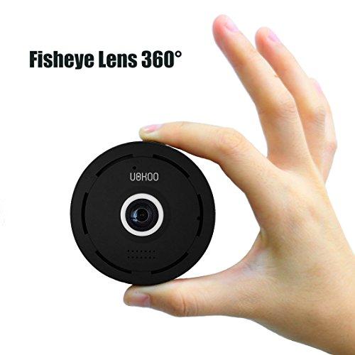 960P IP Camera, 360 Degree Indoor Security Surveillance Netw