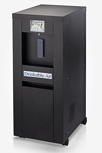 Drinkable Air | Residential Atmospheric Water Generator (AWG) | Chameleon 8 | Black