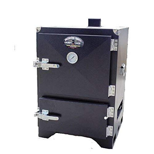 Backwoods Chubby 3400 Outdoor Charcoal - Commercial Bbq Smoker