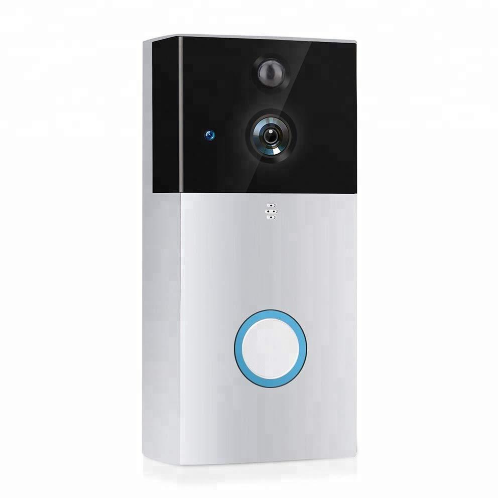 Smart Wireless Wifi Doorbell Elektronische Katze Augen Kamera Security Doorbell 720 Hochauflösende Kamera Kann Klar Dialog