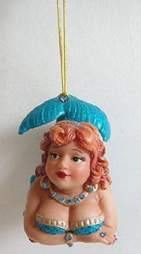 December Diamonds Luscious Lucy Mermaid Ornament