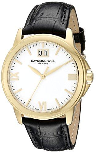 Raymond Weil Men's 5476-P-00307 Analog Display Quartz Bla...