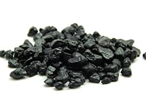 Black Rocks - Small Rocks for Terrariums, Crafts and More 3x5 Bag
