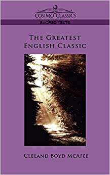 Book The Greatest English Classic