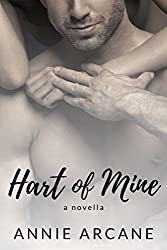 Hart of Mine: A Wounded Hero Adult Romance (Cale & Mickey Book 4)