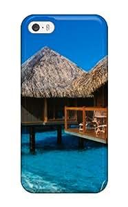 Best Case Cover Iphone 5/5s Protective Case Bora Bora