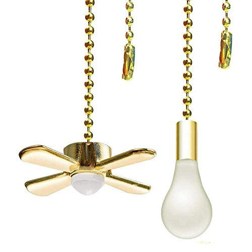 Ceiling Fan Pull Chain Ornaments Extension Chains