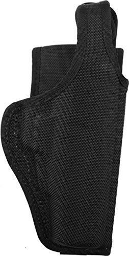Bianchi 18780 7120 Defender Duty Holster, RH, Black, Size 13