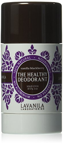 Lavanila The Healthy Deodorant, Vanilla Blackberry, 2 Ounce