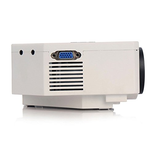 Taotaole multi media 150 lumens portable led projection for Micro projector reviews