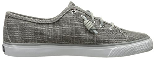 Women's Sneaker Sider Top Fashion Seacoast Sperry Silver Sparkle EH1qSw