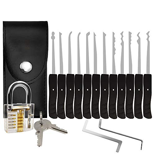 TUODI Stainless Steel Multitool Lock Set