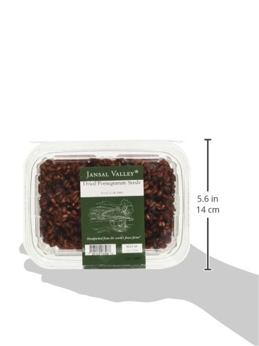 Jansal Valley Dried Pomegranate Seeds, 1 Pound by Jansal Valley (Image #5)