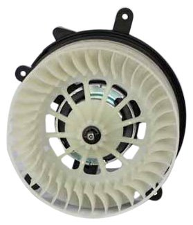 TYC 700189 Mercedes Benz Replacement Blower Assembly