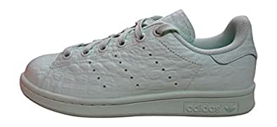 adidas Originals Stan Smith W Womens Trainers Sneakers Shoes (UK 4.5 US 6 EU 37 1/3, Frost Green Aq6806)