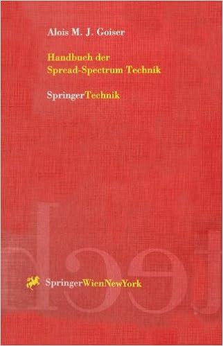 Handbuch der Spread-Spectrum Technik