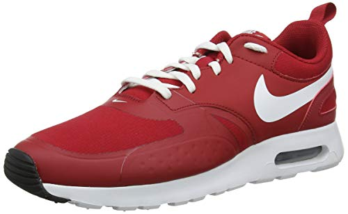 Nike Air Max Vision Mens Running Trainers 918230 Sneakers Shoes (UK 9.5 US 10.5 EU 44.5, Gym red White Black 600)