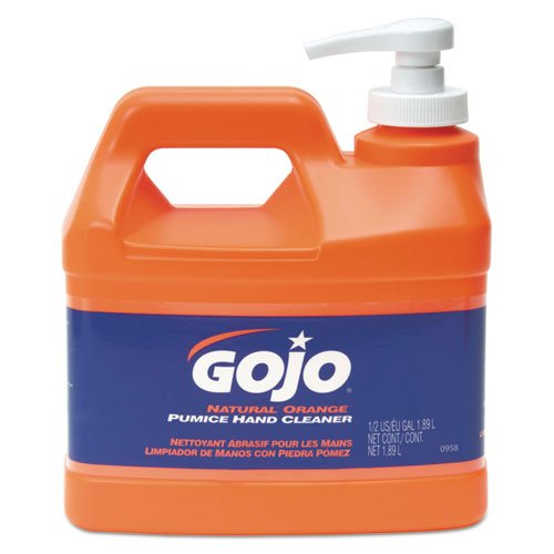0.5 Gallon Hand Cleaner - 4