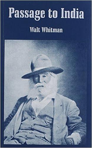 passage to india whitman