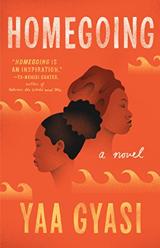 modern classic books, Homegoing, a colonial and postcolonial own voices author of color