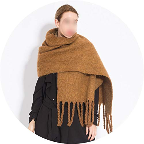 Women shawl scarf autumn winter generous New fashion, used for sale  Delivered anywhere in USA