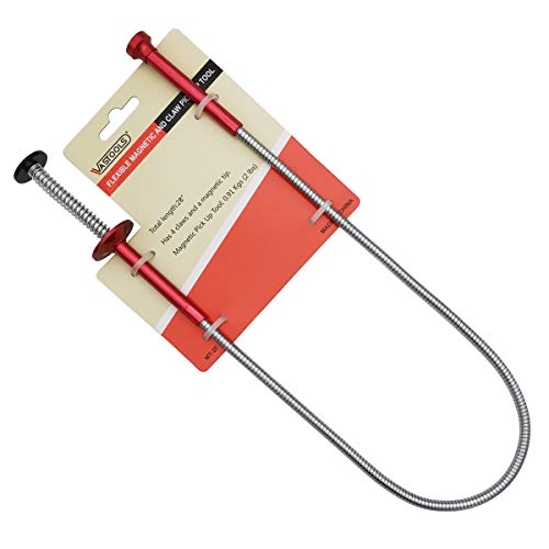 VASTOOLS Flexible Claw Pickup Tool with Magnet/28