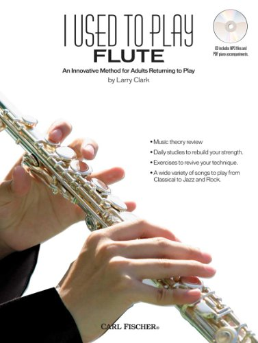 WF89 - I Used to Play: Flute BK/CD