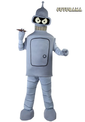 Plus Size Bender Costume 2X